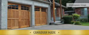 Shakespeare Design by Oxford Carriage Door Ltd. located in Stratford, Ontario, Canada