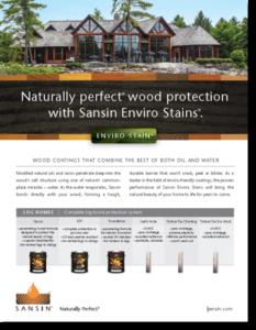 Sansin Product Brochure